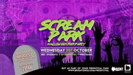 Scream Park Halloween Pier Party / 3000+ Students, 4 Afterparties + More