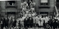 Great Day in Harlem feat. Strictly Smokin' Big Band