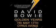 Golden Years - A Tribute to David Bowie