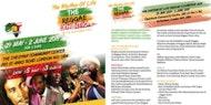 The Rhythm Of Life Reggae Exhibition