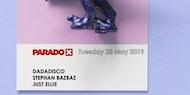 Paradox with Dadadisco, Stephan Bazbaz, Just Ellie