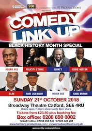 Comedy Link-Up 2018