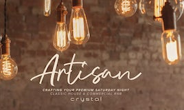 Artisan Saturdays at Crystal Bar, Sheffield