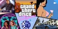 San Junipero : Grand theft Disco - Free tickets