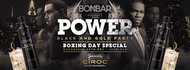 POWER Black and Gold Party | Boxing Day Special Bonbar