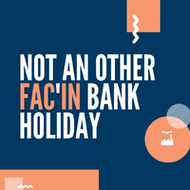 NOT ANOTHER FAC'IN BANK HOLIDAY SUNDAY