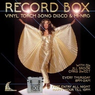 Record Box London