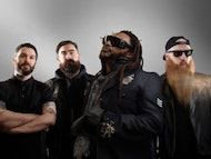 Skindred (Tickets go on sale on the 31st Aug @ 10am)