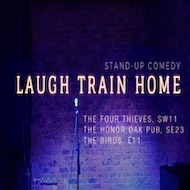 Laugh Train Home Ft Secret Lineup Special