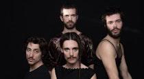 LJUBLIANA & THE SEAWOLF al Yeah Indie Club - Girona