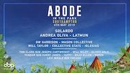 ABODE in the Park - SOLARDO, ANDREA OLIVA, LATMUN, MASON COLLECTIVE, GW HARRISON + Many More. Over 50% Sold