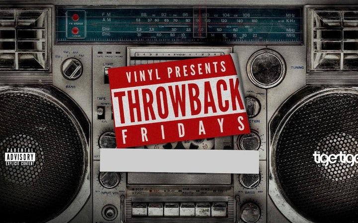 Throwback Friday!