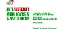 Anti Austerity DJ Night with Mike Joyce