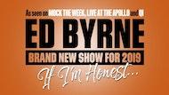 Ed Byrne - If I'm Honest...