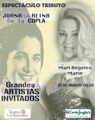 Juana La Reina De La Copla. Espectáculo Tributo