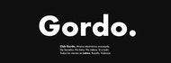 GORDO en LÁTEX || Every Friday. Advanced electronic music. Secret Line-up. No photos. No video.