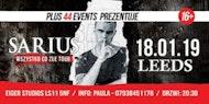 Sarius w Leeds