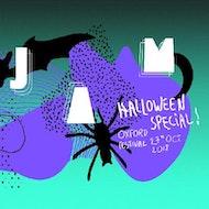 Oxjam Oxford 2018 Halloween Special!