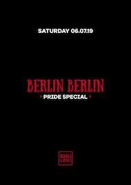 Berlin Berlin: Pride Special - Gegen, Bloody Mary, Mønster Queen, DJ Jauche