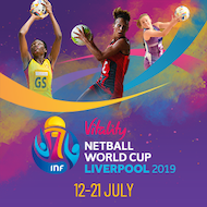 Netball World Cup - Session 7 Court 1