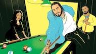 Drake vs Post Malone vs Cardi B - The Lanes