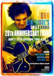 JazzLeeds - John Etheridge and Sweet Chorus 70th birthday tour