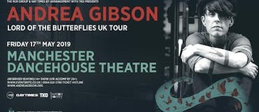 Andrea Gibson - Lord of The Butterflies Tour (Dancehouse Theatre, Manchester)