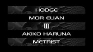 Method Lab: Hodge, Mor Elian, Metrist