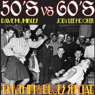 50s VS 60s - RHYTHM AND BLUES
