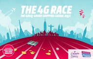 The 4G Race: Cardiff Gang Show 2018