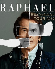 Raphael \´´RESinphónico Tour 2019\´´