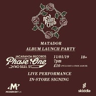 Red Rum Club - Album Launch and in-store signing