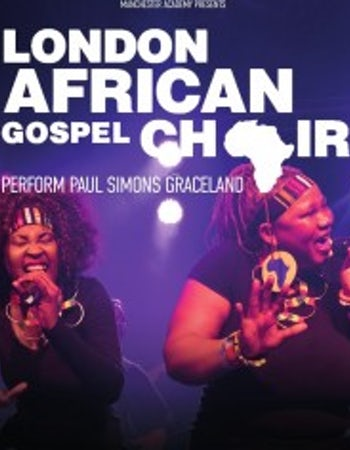 London African Gospel Choir present Graceland