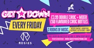 Get Down: BCU welcome back party - Limited FREE ENTRY Guestlist!