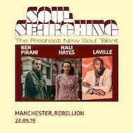'Soul Searching' Tour BEN PIRANI