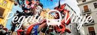Viaje a las Fallas de Valencia 2019 - Pegateunviaje.com