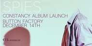 SPIES at The Button Factory - Constancy Album Launch