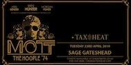 Mott The Hoople '74 - 45th Anniversary Tour