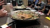 Visita al mercado de Valencia y clase de cocina con paella