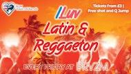ILuv Latin and Reggaeton