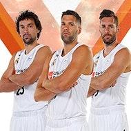 Real Madrid CF - Valencia Basket