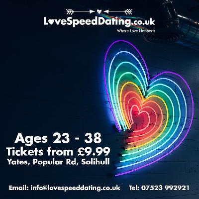 Speed Dating Wydarzenia w West Midlands