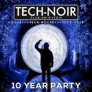 Tech-noir 10 Year Party with Kevin McKay