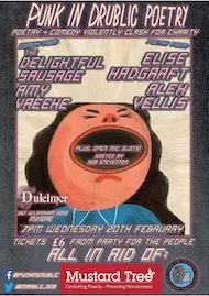 Punk in Drublic III at Dulcimer