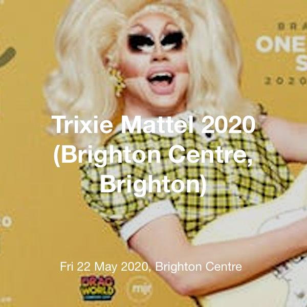 Trixie Mattel Filter