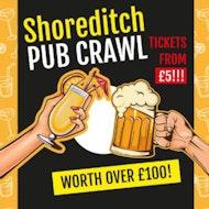 Shoreditch Pub Crawl