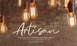 Artisan Saturdays at Crystal Bar, Sheffield
